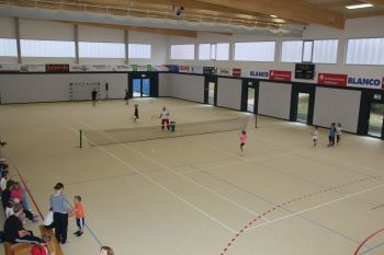 Kindertraining Tennis